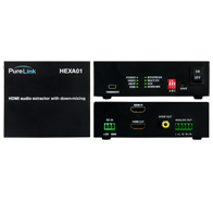 HDMI Audio Extractor P/N HEXA01