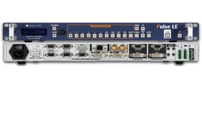 pulsele_analogway