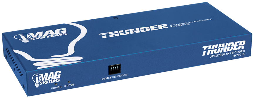 THUNDER ENCODER (JPEG 2000) PROFILE